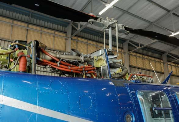 helicopter engine diagnostics