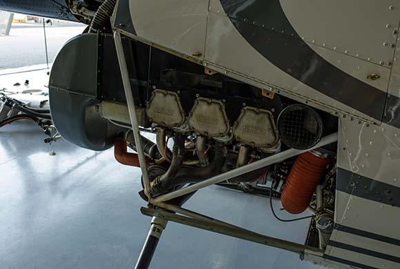 helicopter engine maintenance