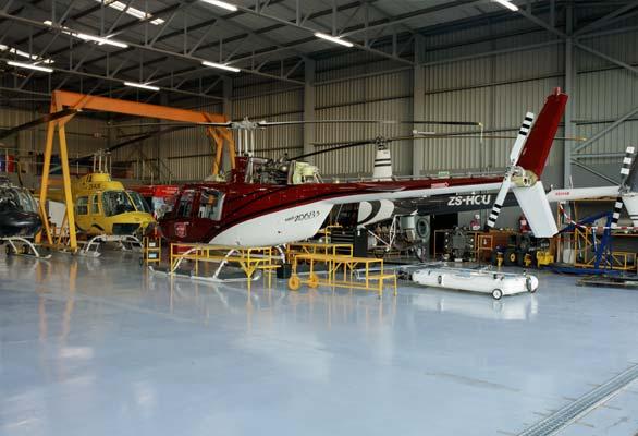 Airframe Repairs