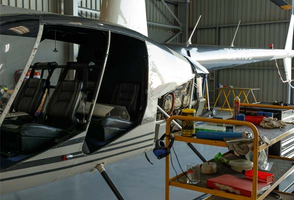 helicopter general maintenance