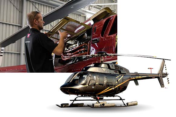 helicopter maintenance The AMO why work with us